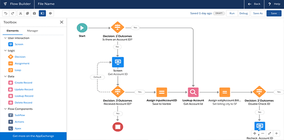 Salesforce launches new low-code app building tools - blog